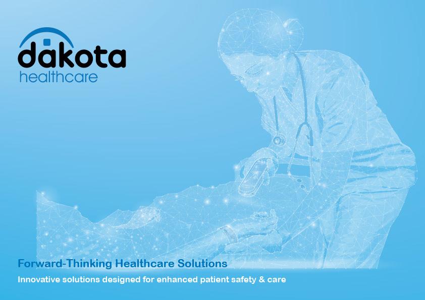 Healthcare Solutions Brochure - Dakota Integrated Solutions