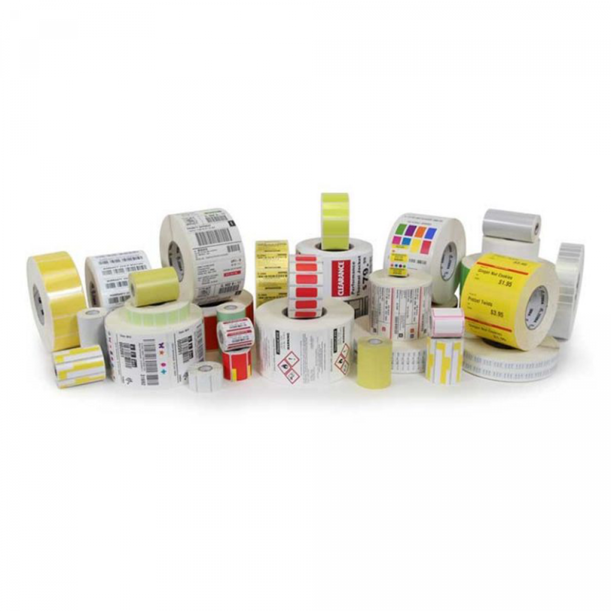 Printing supplies and custom labels