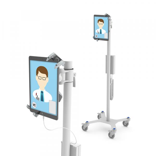 Dalen Healthcare Link Tablet Cart
