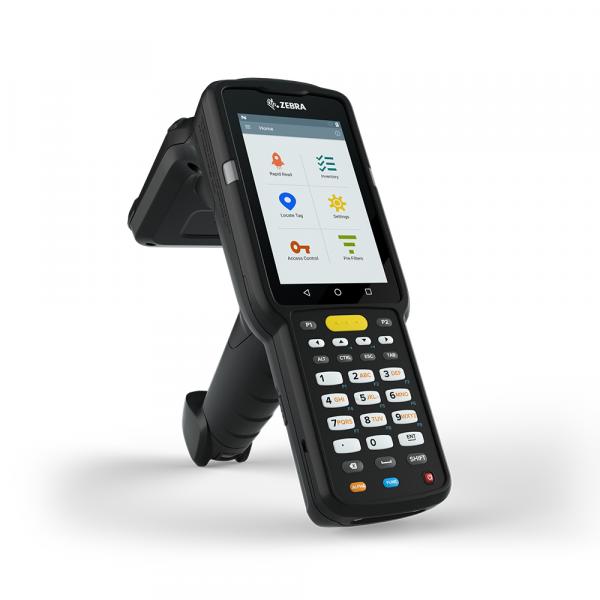 Zebra MC3330R UHF RFID Android Handheld Reader