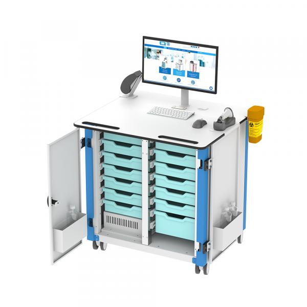 Dalen Healthcare OmniCart Duo