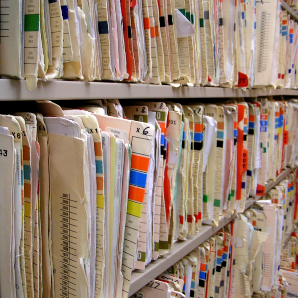 Medical Records Labels