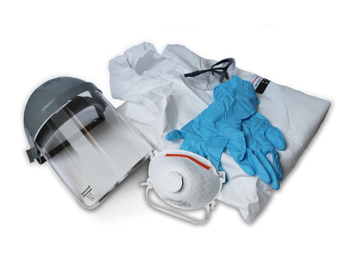 PPE Solutions for Healthcare