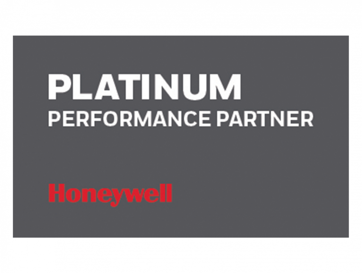 Dakota Achieves Platinum Partnership Status with Honeywell