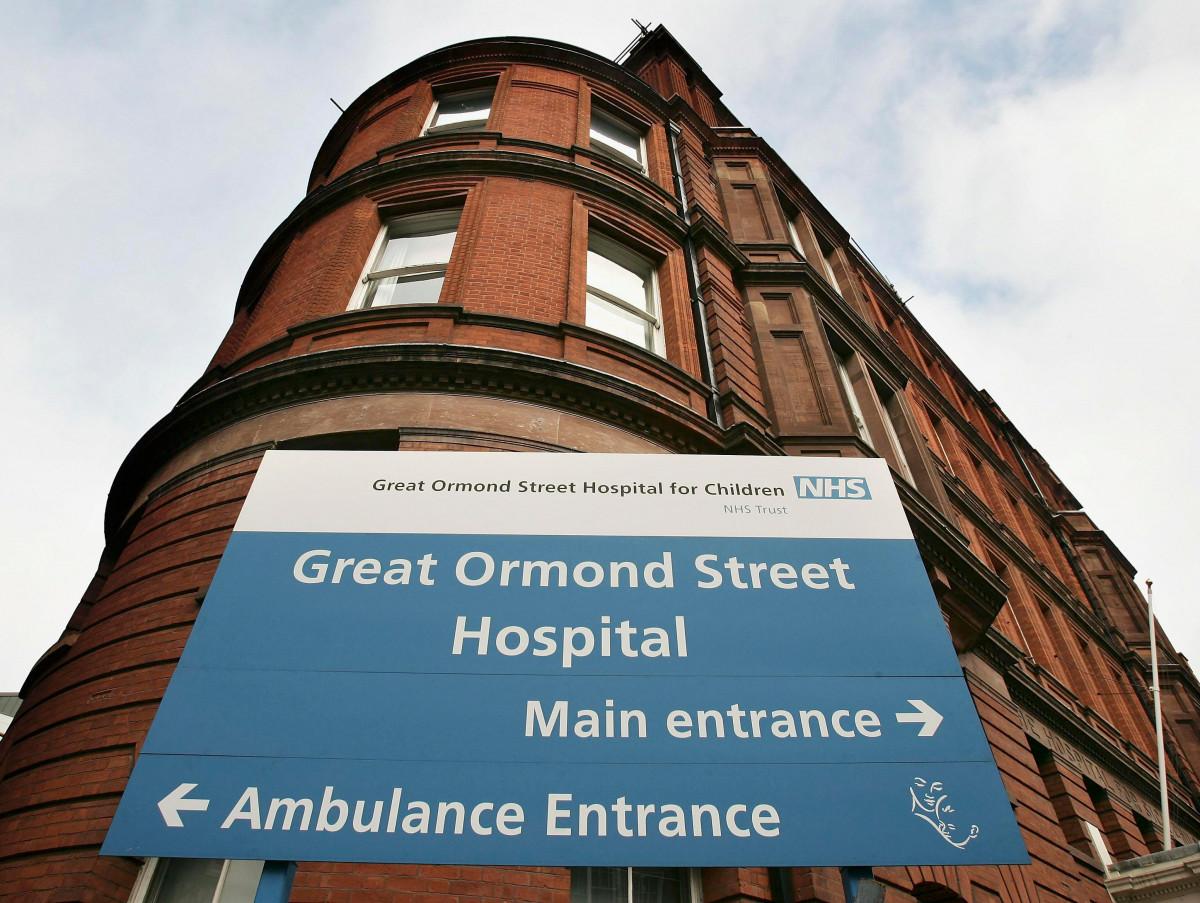 Great Ormond St Hospital for Children