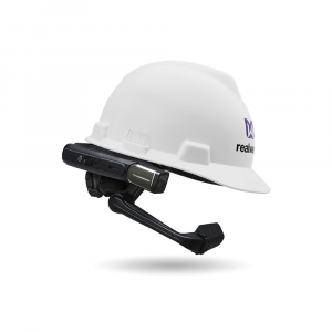 RealWear HMT 1 - Voice-enabled and PPE compatible device
