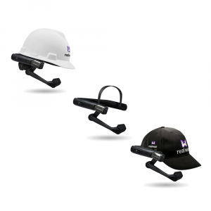 RealWear HMT 1 for helmets, safety-glasses, corrective-eyewear