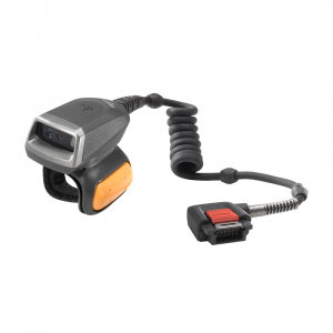 Zebra RS5000 wearable barcode scanner for hands-free operation