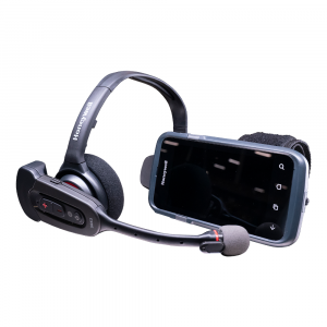 Honeywell CT60 wearable voice-enabled computer with SRX3 Headset