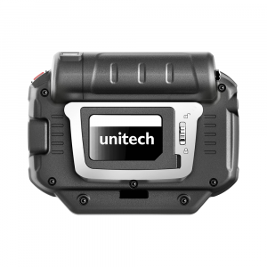 Unitech WD100 for smart hands-free data capture (back view)